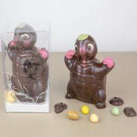 Animaux en Chocolat Noir Paques 2019 Tortue