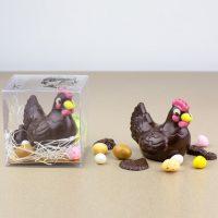 Animaux en Chocolat au Lait Paques 2019 Petit Poule