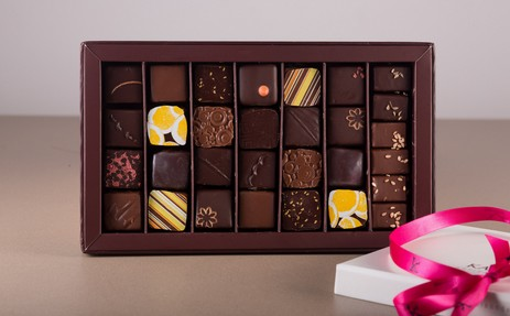 Article de Blog Assortiments de Chocolat