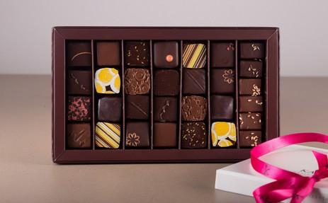 Article de Blog Assortiments de Chocolat