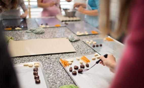 Atelier Chocolat Cacao Karen Chocolat Lyon