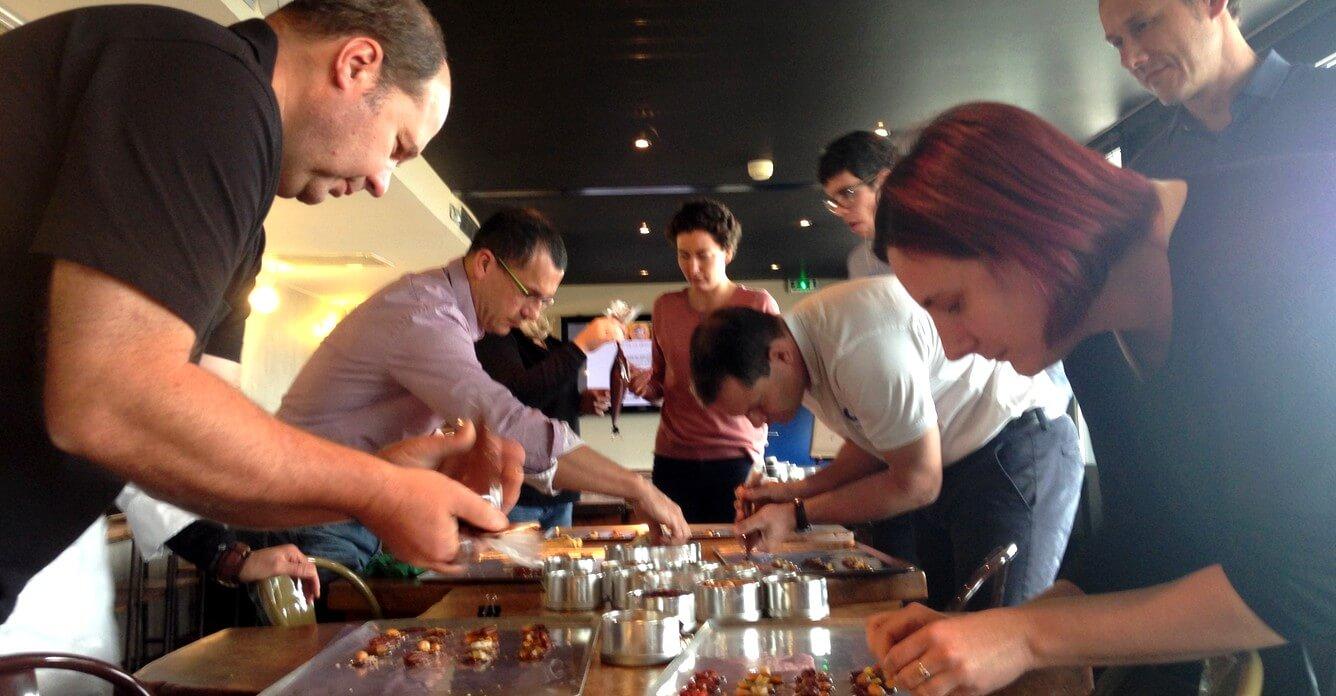 Atelier Lyon Cho Devant Teambuilding