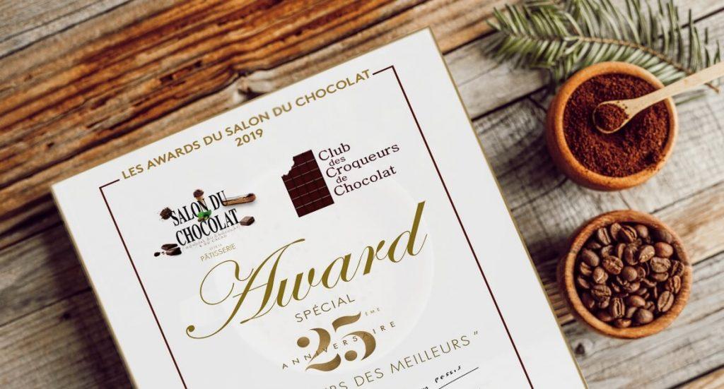Award Chocolatier Lyonnais Créatif