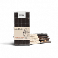 Boutique Chocolatier Tablette Pure origine Madagascar 72%