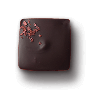 Boutique Karen Chocolat Ganache Framboise Piment d'Espelette 180