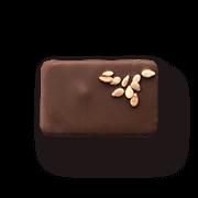 Boutique Karen Chocolat Praliné Sésame Amandes Noisettes 180