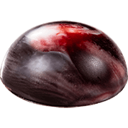 Caramel Coeur Coulant Fraise Basilic