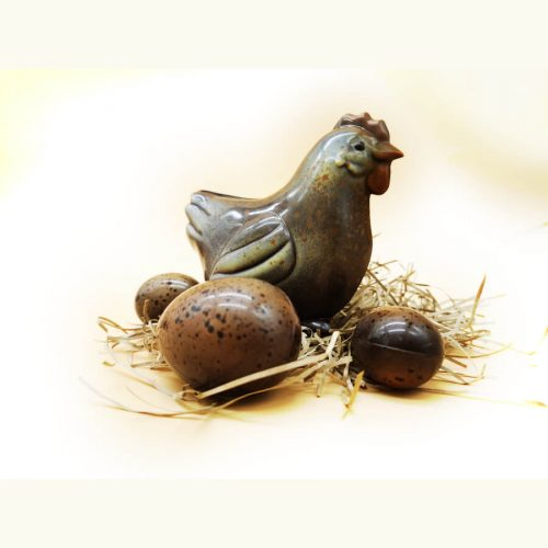 Chocolat Artisanal Poule pondeuse PQ20