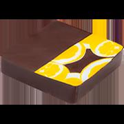 Ganache Noire Citron Gingembre