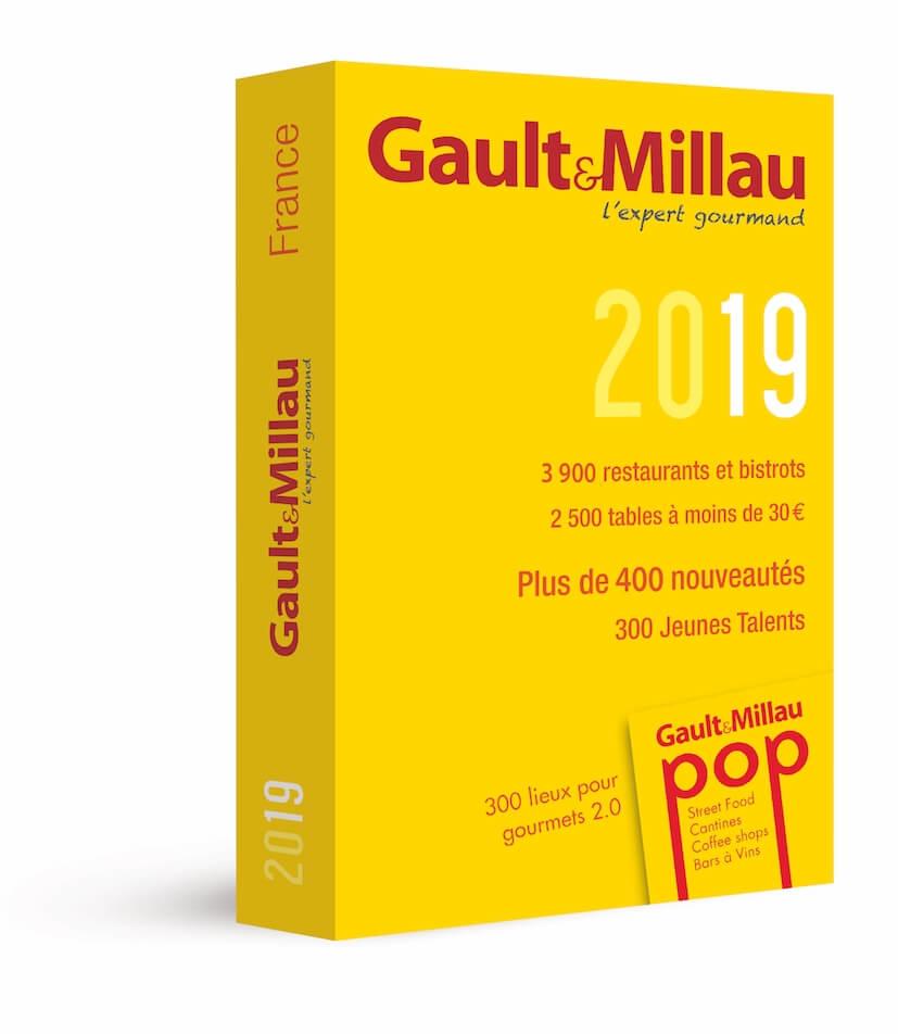 Guide Gault&Millau 2019 Karen Chocolat