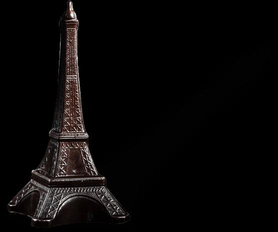 Karen Tour Eiffel en Chocolat