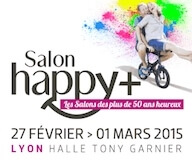Logo Salon Happy+ Lyon