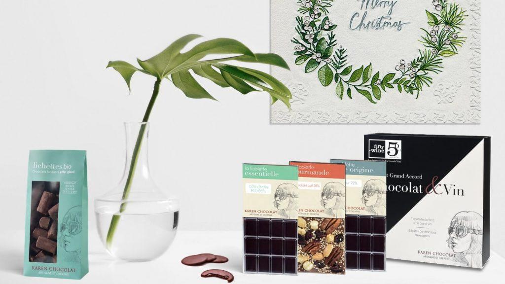 Nouveaux Chocolats Noel Lyon