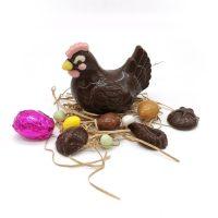 Poule Chocolat Pâques Fritures