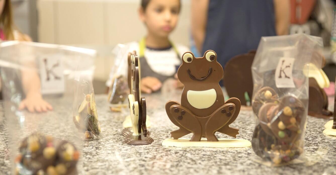 Réservation Ateliers Chocolat Enfants Petit Commis Rhone